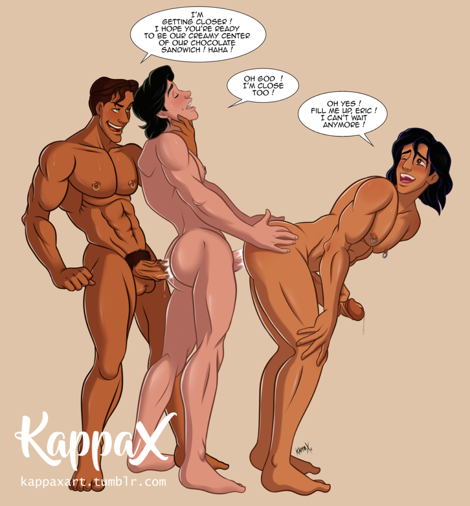 cartoon gay sex porn